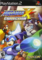 Mega Man X Collection [PlayStation 2 PS2 Retro Action Zero Capcom] NEW