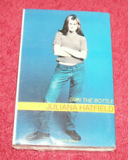 Juliana Hatfield - Spin the Bottle - Cassette Tape Single Sealed NEW NOS Reality