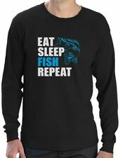 Long Sleeve Fishing T-Shirts for Men