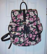 Mudd Table & Tower Floral  Print Backpack Large $60 retail NWT Free Shipping