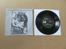 """THE LEATHER NUN Slow Death EP INDUSTRIAL RECORDS 1979 UK 1st pressing 7"""" IR0006"""