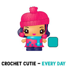 "My Mini MixieQ's Series-1 FRIENDLY ""Crochet Cutie""  ~Every Day~ Mattel! Easter"