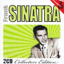 FRANK SINATRA * 2 CD COLLECTORS EDITION * NEW & SEALED CD