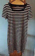 Saint James France Cotton Striped Dress / Small