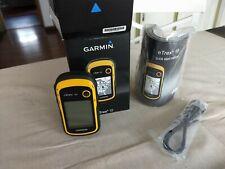 """Garmin eTrex 10 Handheld GPS Navigator - 2.2""""  NIB!"""