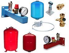 Ausdehnungsgefäß für Heizung oder Trinkwasser Installation 5L 8L 12 L 18L 24L 35