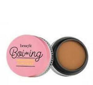 Benefit Boi-ing Brightening Concealer Full Coverage Shade 5 Tan Full Size BNWOB