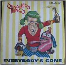 Senseless Things, Everybody's Gone, VG/VG, 3 Track, Maxi Single EP (6145)