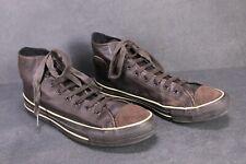 CB559 Converse All Star Classic Chucks Hi Sneaker Gr. 46 Leder Leather braun