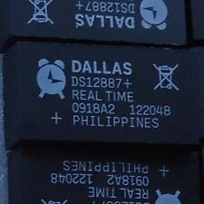 DS12887+ DS12887A DS12887 DIP IC Dallas Real Time Clock RAM 128 - UK