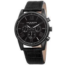 Akribos XXIV Men's Classsic  AK911BK Wrist Watch