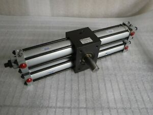PHD DOUBLE CYLINDER ROTARY ACTUATOR R11H4270-P-A-M
