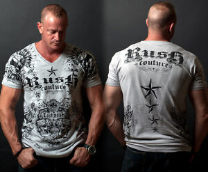 Rush Couture - Lost Souls Men's Tee