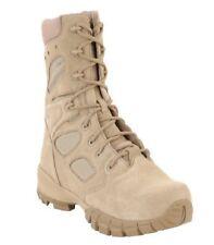"Altama 3858  Desert Tan  8"" EXO MILTARY Combat Tactical Swat Boots 8.5 8 1/2"