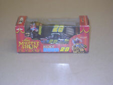 NASCAR `02 ACTION / RCCA COLLECTABLE: RICKY RUDD #28 HAVOLINE / MUPPETS 1:64 MIB