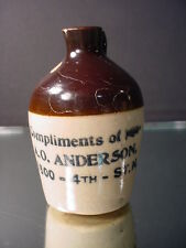 Red Wing Stoneware Co. ? Miniature Advertising Jug