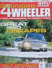 4WD Monthly Destinations 4Wheeler Magazine - Great 4WD Escapes