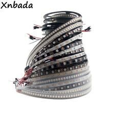 WS2812B 5050 RGB LED Strip 30/60/96/144LEDs/M Individual Addressable IC DC5V