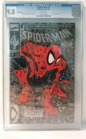 Spider-Man #1 Silver Edition CGC 9.8
