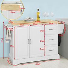 SoBuy® Küchenregal,Küchenwagen,Servierwagen,Küchenschrank,Küchentrolley,FKW