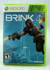 Brink (Xbox 360, 2011). COMPLETE. TESTED