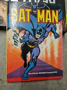 Batman The Official Annual 1979