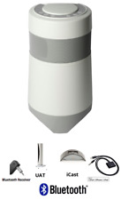 Soundcast OutCast Jr Portable Outdoor Speaker - 4-Spkrs, Sub, Bluetooth, 2 Trans