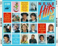 Neue Hits '89 Rainhard Fendrich, EAV, Balder, Strandjungs, Nicki, Andre.. [2 CD]