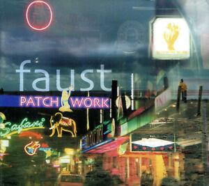 FAUST CD Patchwork 1971-2002  (classic Krautrock / Kraut Electronic) Staubgold
