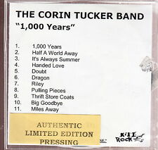 the corin tucker band 1,000 years  limited edition cd sleater kinney