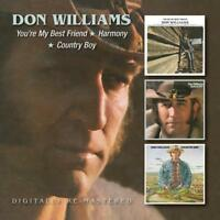 Williams Don - You'Re Mein Best Friend / Harmony / Neue CD