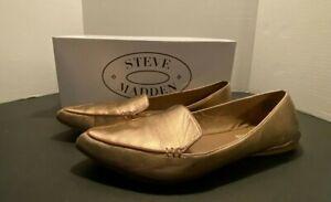 Steve Madden Women's Feather Casual Flat