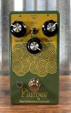 Earthquaker Devices Plumes Low Medium Overdrive JFET OpAmp Guitar Effect Pedal