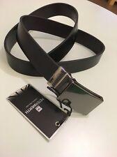Peter Worth Belt Bnwt New Mens Leather Belt Black Medium 34 Designer £39.99 New