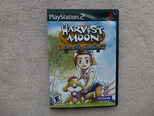 Harvest Moon: Save the Homeland (Sony PlayStation 2, 2001) Complete - NICE Disc