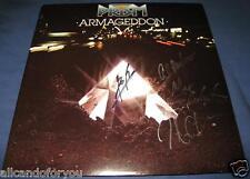 Prism band Armageddon Rock Pop Al Gary Marc Tad Signed Vinyl © 1979 wCOA