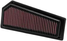 K&N Hi-Flow Performance Air Filter 33-2965 fits Mercedes-Benz C-Class C 180 (