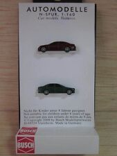 1/160 N-track Busch MB clase C Sedán rojo y verde 8315