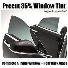 2016-2017 Honda HRV 35% VLT Smoke PreCut Complete All Side Rear Window Tint Film