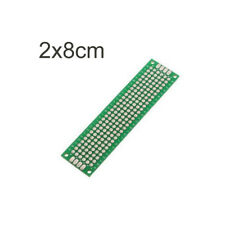 1x Double Sided Prototype PCB Matrix Circuit Board Universal Pcb 2×8cm