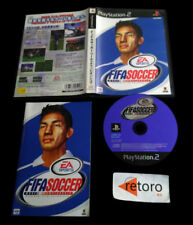 FIFA SOCCER WORLD CHAMPIONSHIP Sony PlayStation 2 PS2 Play2 JAP EA Sports