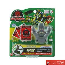Turning Mecard MUGAN Black Gold Special ver. Transformer Robot Toy Sonokong