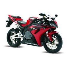 Motocicleta de automodelismo y aeromodelismo Honda de escala 1:12
