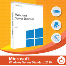 Microsoft Windows Server 2019 Standard [16Core - 64bit - Vollversion]