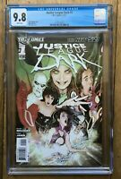 Justice League Dark #1 The New 52 1st Appearance CGC 9.8 1276136019