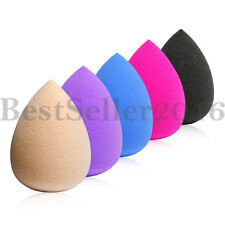 5pcs Makeup Blender Beauty Sponge Blender Set Flawless for Liquid Creams Powder