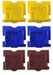 Xerox ColorQube 8570 8580 Solid Ink,108R00926 108R00927 108R00928