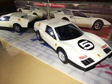 MONTELEONE Ferrari P6 Pininfarina 1/16 Art.670 BIANCA IN BOX VINTAGE RARISSIMA !