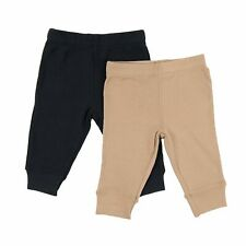 Leveret Solid Baby Crawling Pants & Legging Set Kids Baby Pants (Size 3-24