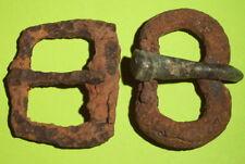 Ancient BYZANTINE BELT BUCKLE LOT Herbert Stearns Collection HENDIN COA artifact